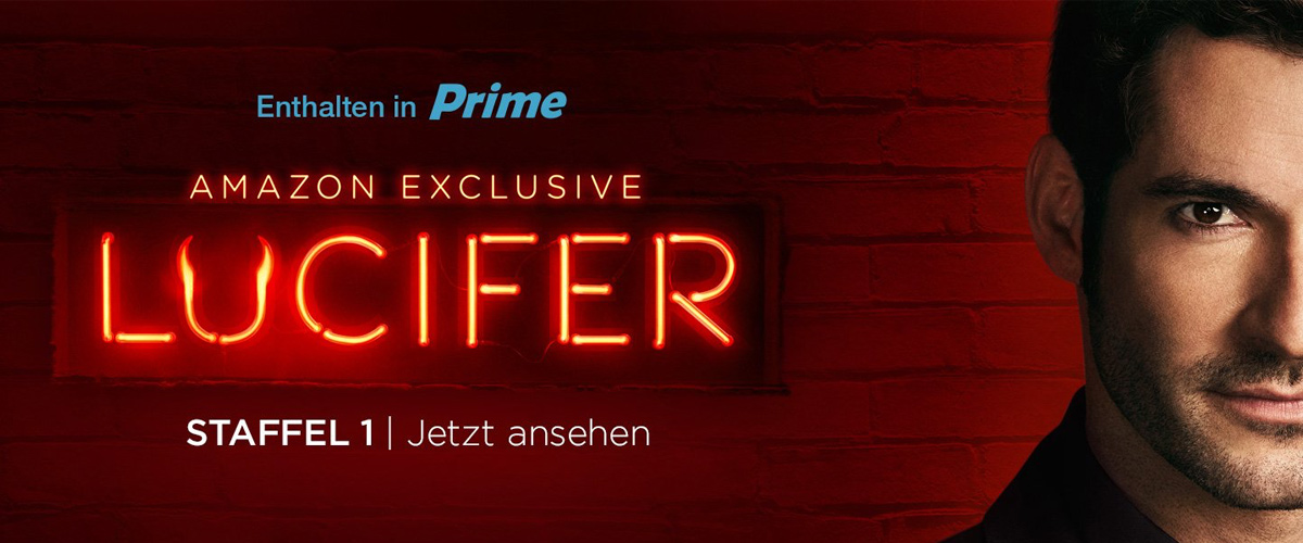 Prime Angebot Lucifer Amazon Exklusiv