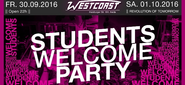 Westcoast Students Party