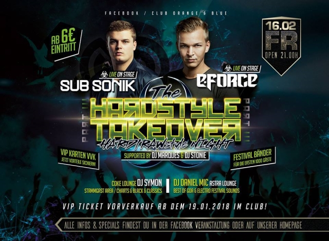 The Hardstyle Takeover