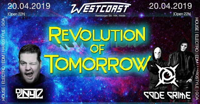 Revolution of Tomorrow